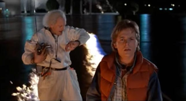 Back To The Future (1985) - Bilim Kurgu Film Önerilier