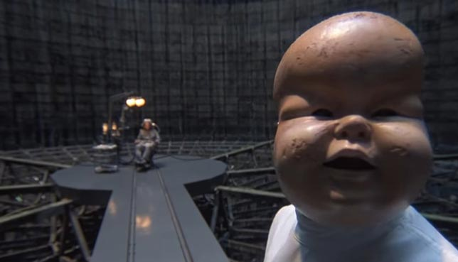 Brazil (1985) - Bilim Kurgu Fantastik Filmler