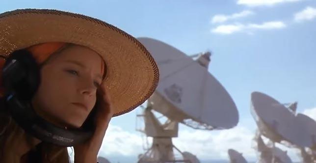 contact - en iyi bilim kurgu filmleri listesi