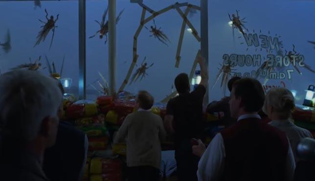 The Mist - Korku bilim kurgu filmleri
