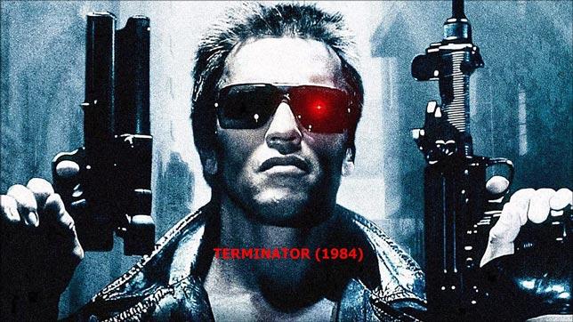 The Terminator (1984) Macera bilim kurgu filmleri