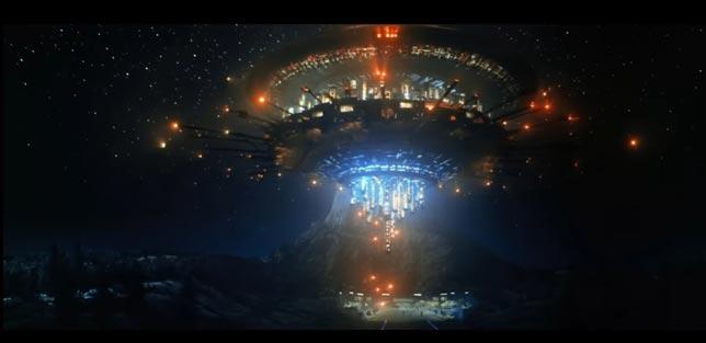 Üçüncü Türden Yaklaşımlar - Bilim Kurgu Uzay Filmleri