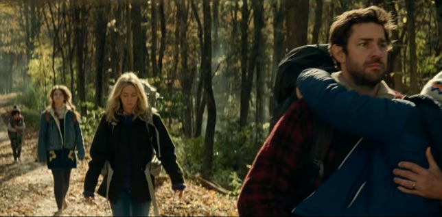 A Quit Place - En iyi bilim kurgu korku filmleri
