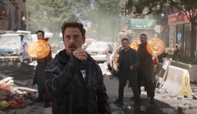 Avengers İnfinity War - Bilim Kurgu Fİlm Önerileri