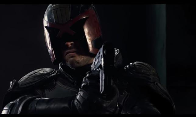 Dredd - Bilim Kurgu Filmi