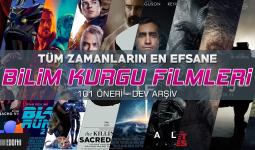 En İyi Bilim Kurgu Filmleri Listesi: 150 EFSANE Tavsiye | EDOFHI
