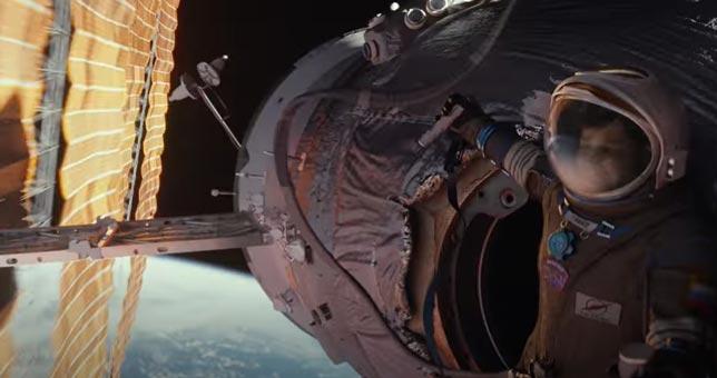 Gravity - Bilim kurgu gerilim filmleri