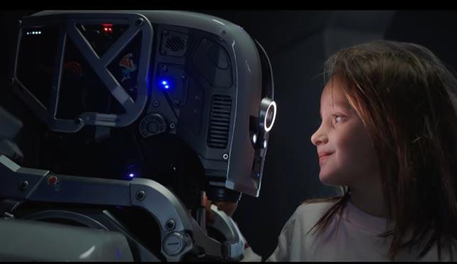 I Am Mother - En yeni bilim kurgu filmleri