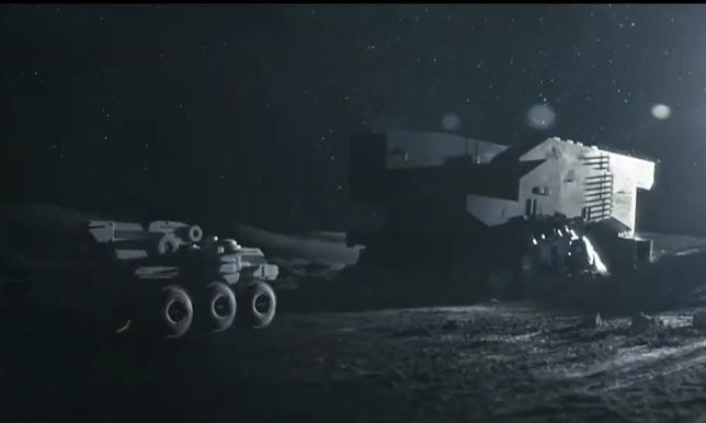 Moon - Uzay bilim kurgu filmleri