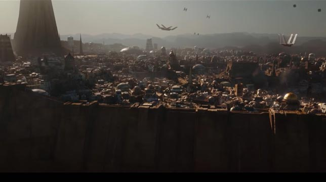 Rogue One: A Star Wars Story - Film önerileri bilim kurgu