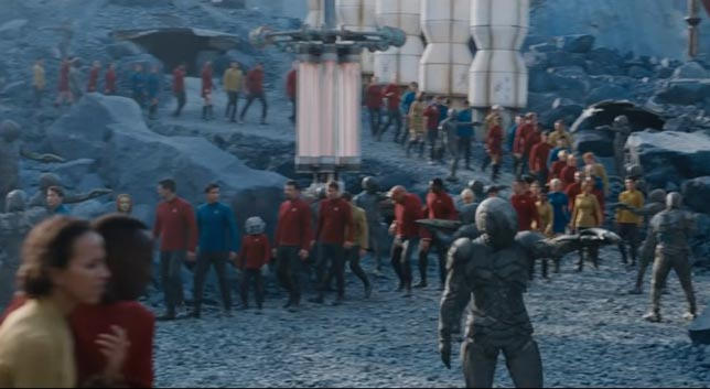 Star Trek: Beyond - Bilim kurgu film öneri - bilim kurgu film tavsiye