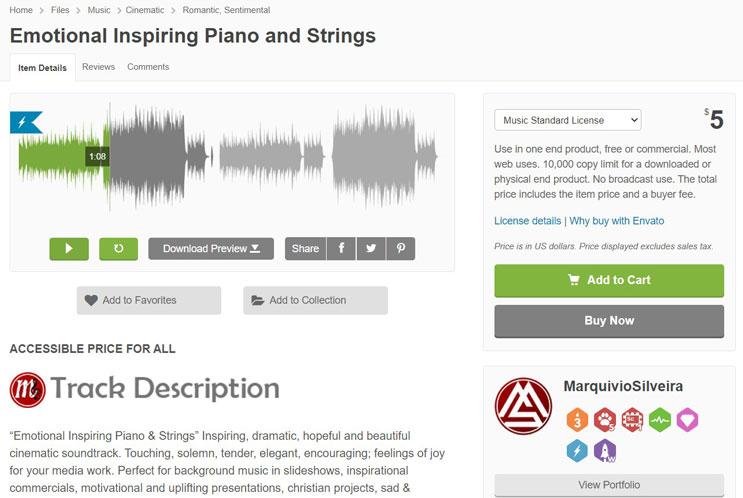 Youtube arkaplanda çalmak için müzik - Telifli müzikler satın alma sayfası