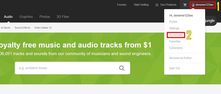Telifli Müziği Telifsiz Yapma - Telifli satın alınan müziği indirme