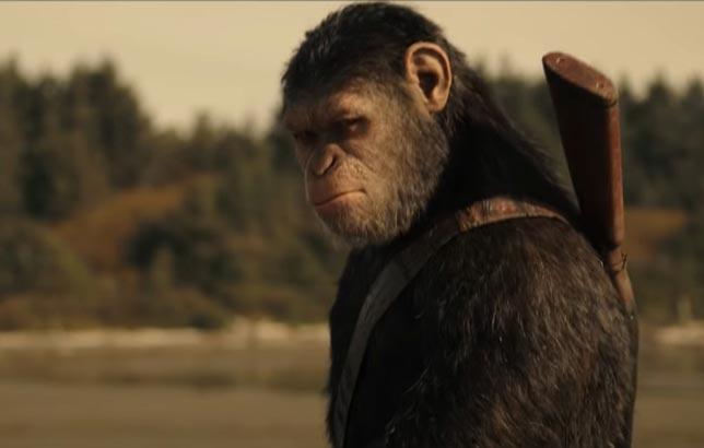 War of the Planes of the Apes - Bilim Kurgu Film Önerisi