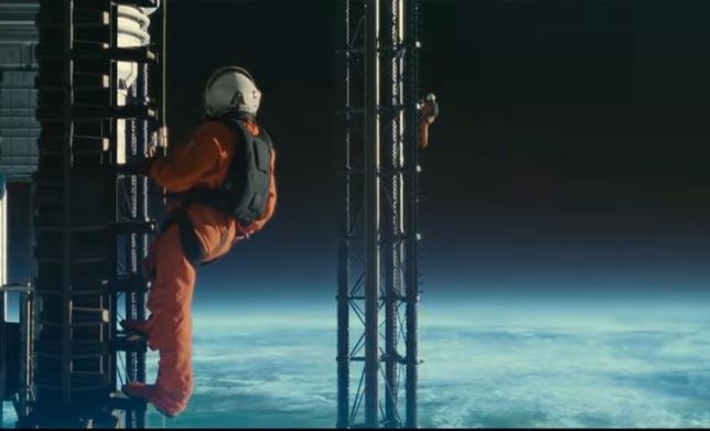 Ad Astra - bilim kurgu uzay filmleri