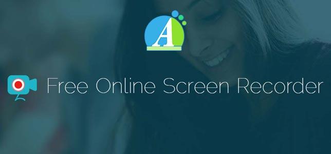 Apowersoft Free Online Screen Recorder - Ücretsiz Ekran Kaydetme Programı