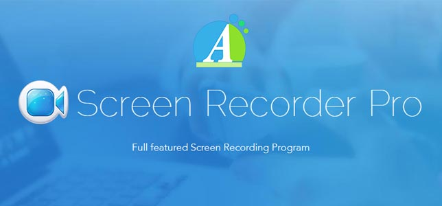 Apower Screen Recorder Pro - Ekran Videosu Kaydedici