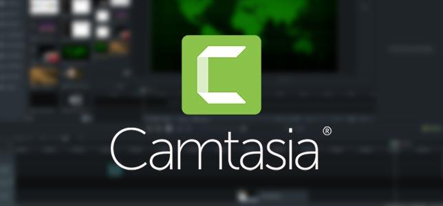 Camtasia - Ekran Videosu Kaydedici