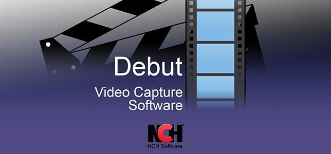 Debut Video Capture - Ücretsiz Ekran Kaydetme Programı