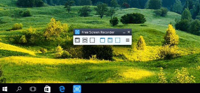 DVDVideoSoft Free Secreen Video Recorder - Ekran Kaydedici PC
