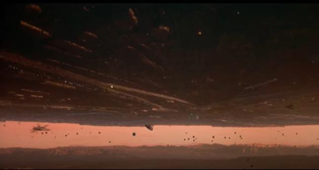 Independence Day - Uzaylılar ile ilgili bilim kurgu filmleri