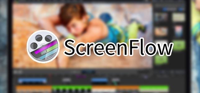 ScreenFlow - Ekran Videosu Kaydedici