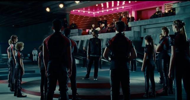 The Hunger Games - mutlaka izlenmesi gereken bilim kurgu filmleri