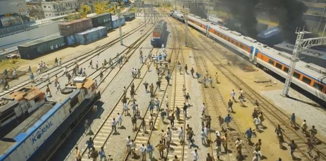Train to busan - zombiler ile ilgili bilim kurgu filmleri