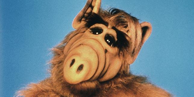 Alf - Bilim Kurgu Komedi Dizileri