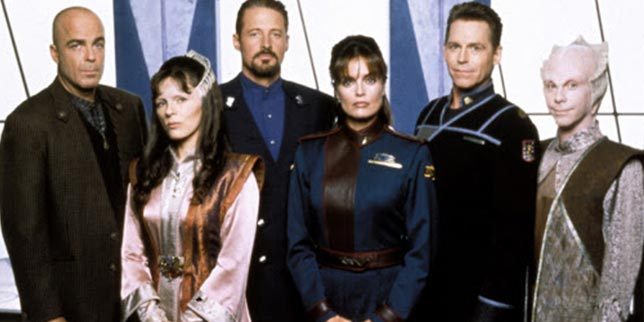 Babylon 5 - Uzay Konulu Diziler