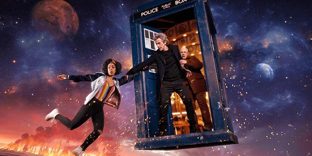 Doctor Who - Netflix Bilim Kurgu Dizileri