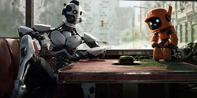 Love Death & Robots - Netflix Bilim Kurgu Dizileri