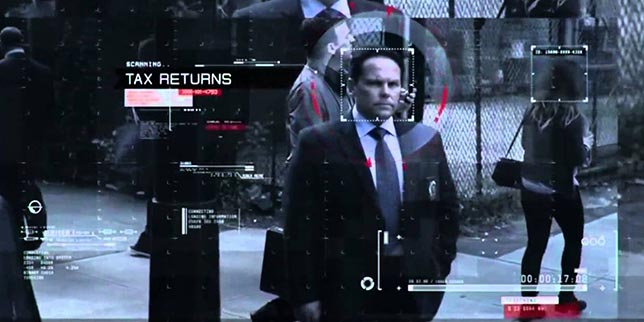 Person of Interest - Bilim Kurgu Drama Dizileri