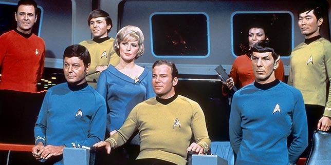 Star Trek - En İyi Bilim Kurgu Dizileri