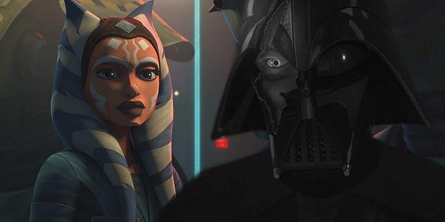 Star Wars: The Clone Wars - Animasyon Bilim Kurgu Dizileri