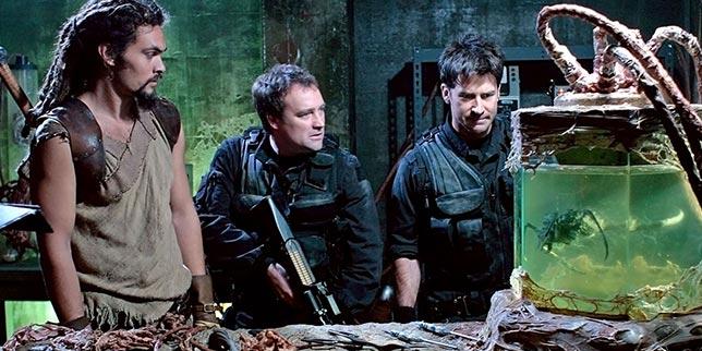 Stargate Atlantis - amazon Prime Bilim Kurgu Dizileri
