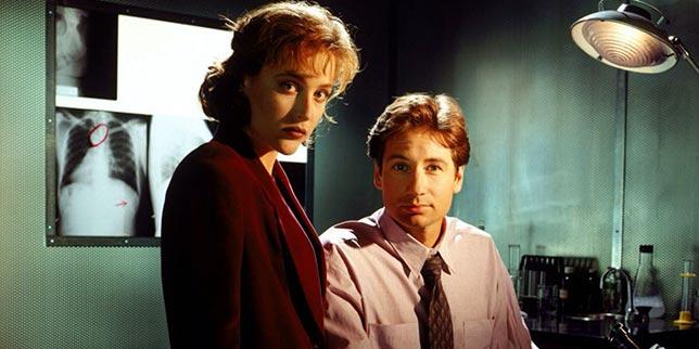 The X Files - Bilim Kurgu Dizi Önerileri
