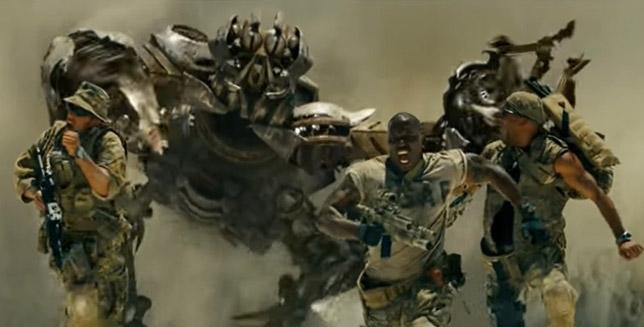 bilim kurgu macera filmleri - Transformers