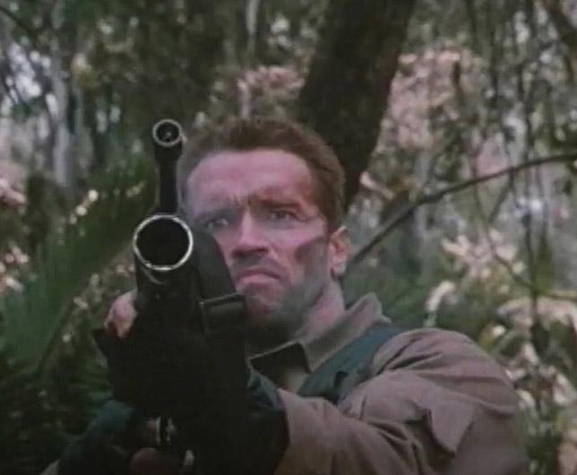 En güzel bilim kurgu filmleri - Predator
